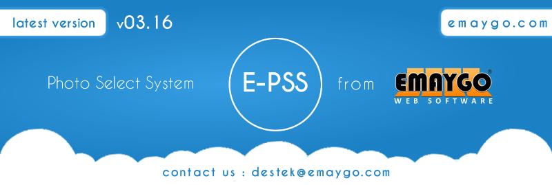 Fotoğraf Seçme Sistemi E-PSS